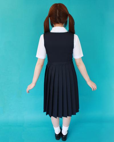 wjs-01[6002]<br>スクール ジャンパースカート