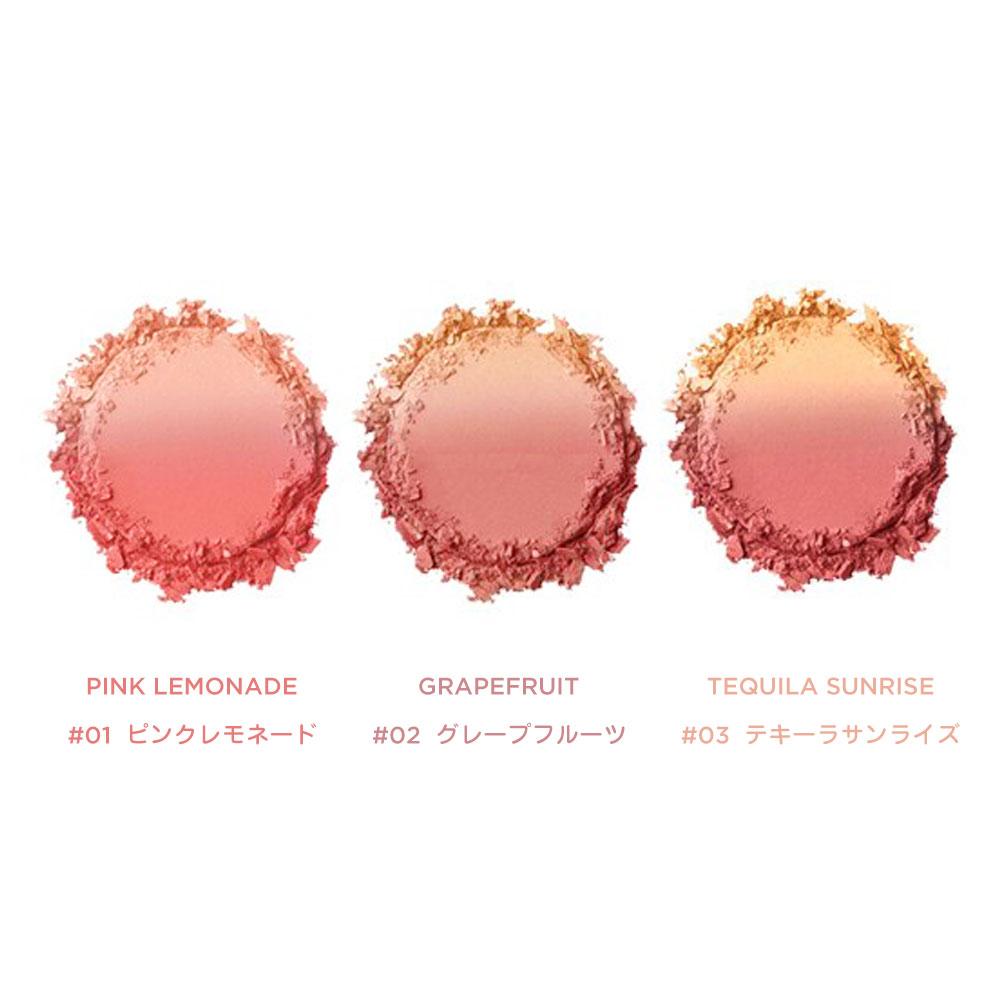 FOCALLURE フーカルーア Silky powder ombre blush シルキーパウダー チーク FA78