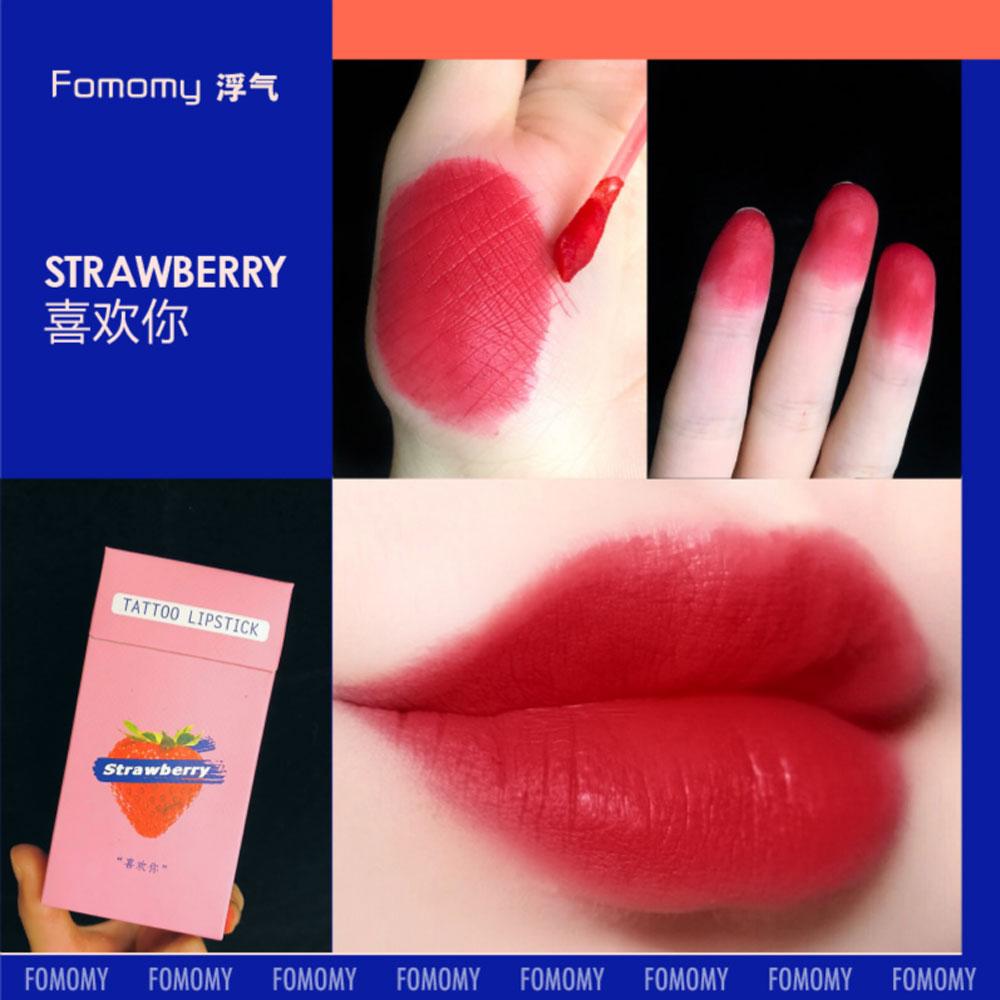 Fomomy フォーモミー Cigarette Liquid Lipstick  シガレットリキッドティント