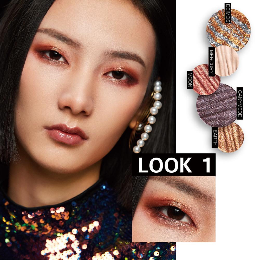 DiTO ディト Galaxy 12 Color Eyeshadow Palette VENUS ギャラクシー12色アイシャドウパレット ヴィーナス