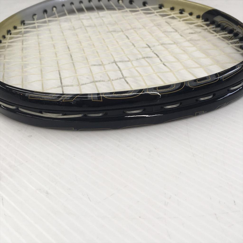 中古 未使用 MIZUNO ミズノ 軟式テニスラケット xyst S-3
