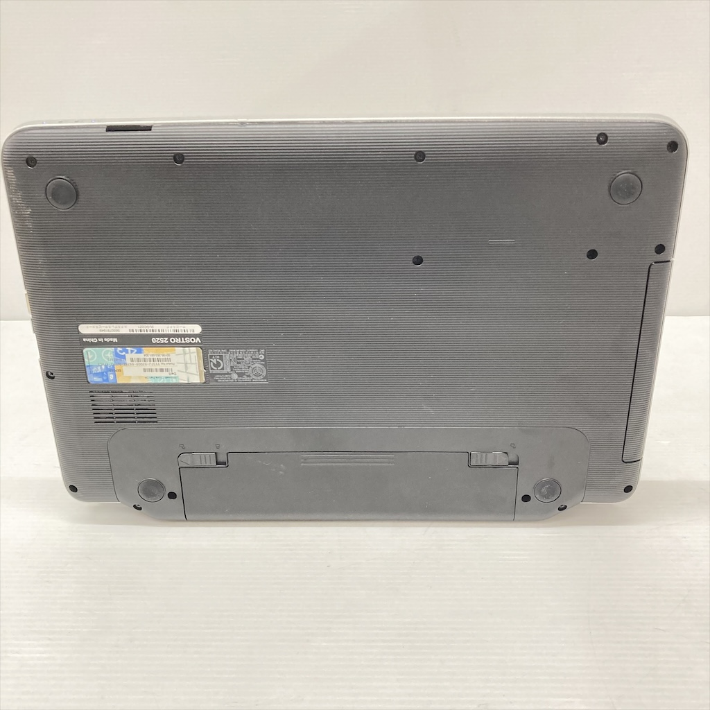 中古 DELL デル Win10 15.6インチ ノートPC Vostro2520 i5-3230M メモリ4GB 新品SSD240GB Webカメラ有 無線LAN有