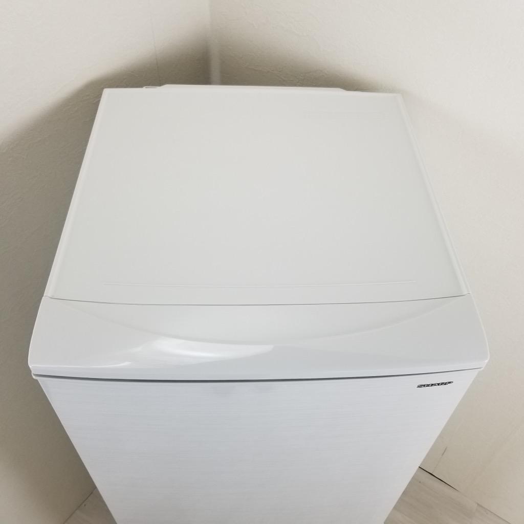 中古 高年式 137L つけかえどっちもドア 2ドア冷蔵庫 シャープ SJ-D14D-W 2017年〜2018年製 自動霜取りファン式 単身用 一人暮らし用 人気 SHARP 左開き 右開き 白 6ヶ月保証付き【型番掲載商品】