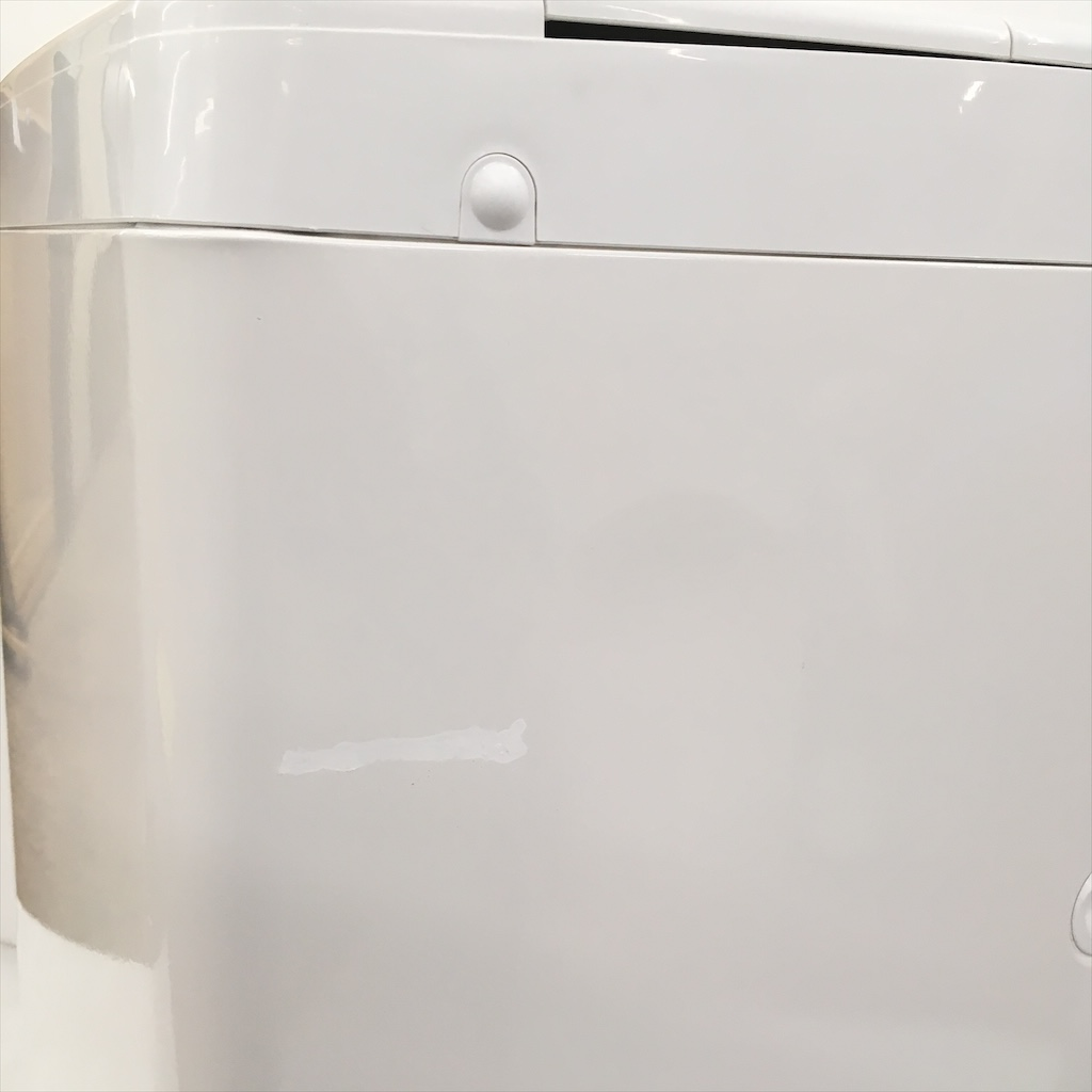 中古  5.0kg 全自動洗濯機 アクア AQW-S50D 2016年 6ヶ月保証付き