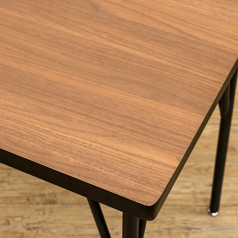 【サブスク専用】テーブル単品 シック大人デザインのダイニングテーブル