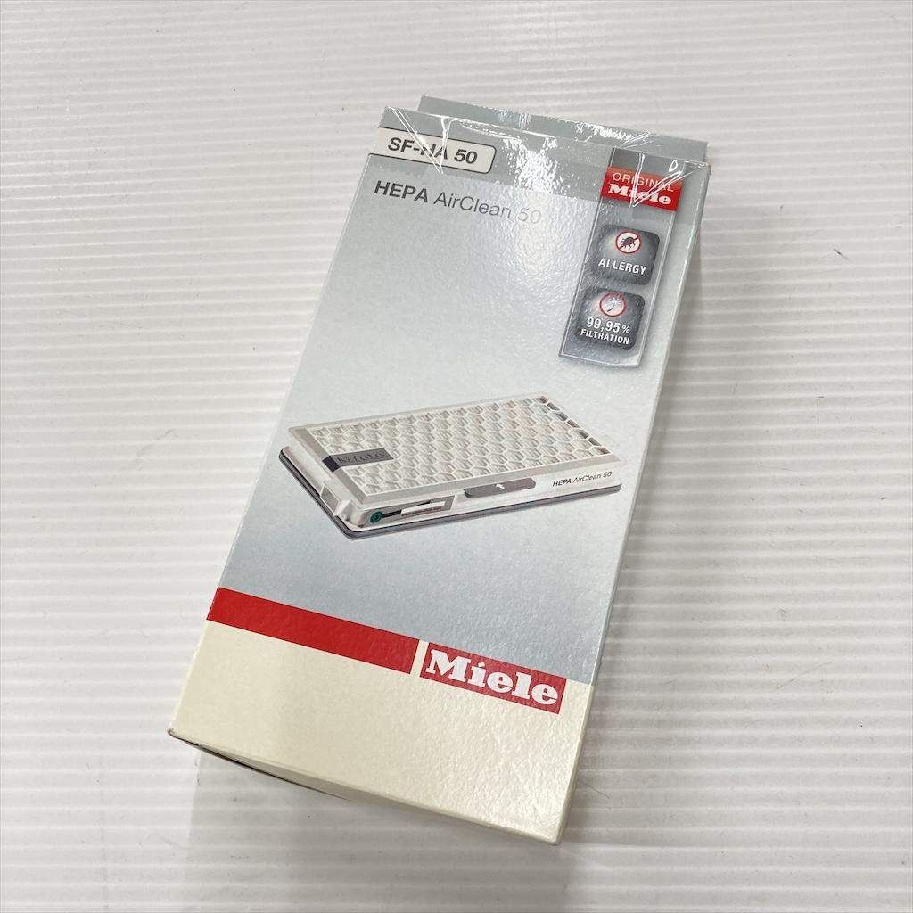 中古 未使用 ミーレ HEPAエアクリーンフィルター SF-HA50 S4000 S5000 S6000