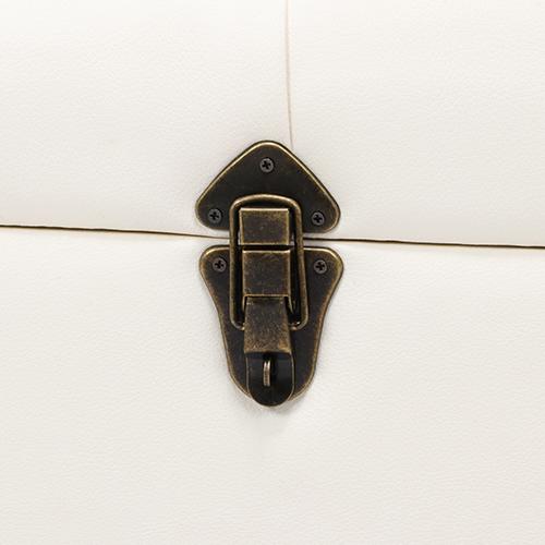 【サブスク専用】トランクベンチ Dauchez(ドーシェ) トランク型の収納スツール