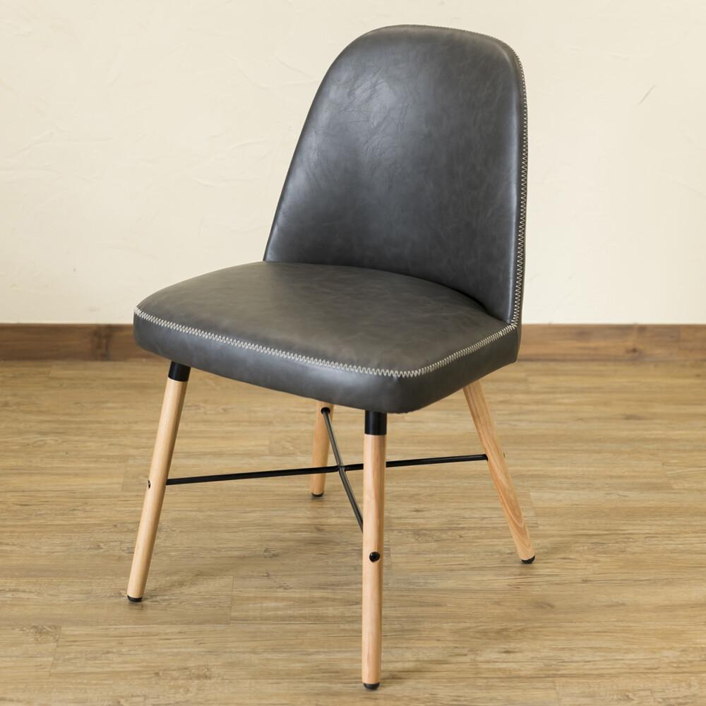 【サブスク専用】大人デザインチェア1脚 ダイニングチェア 椅子