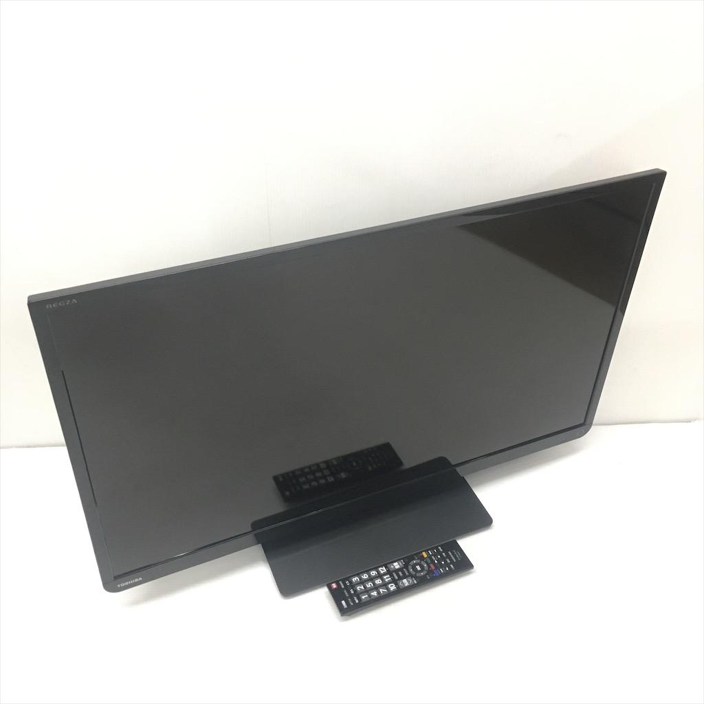 中古  東芝 32型液晶テレビ 32S8 2015年製 6ヶ月保証付き