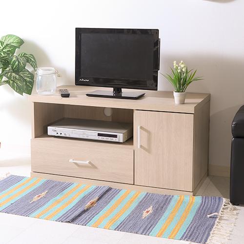 【サブスク専用】幅89cm シンプルローボードテレビ台 ホワイト系