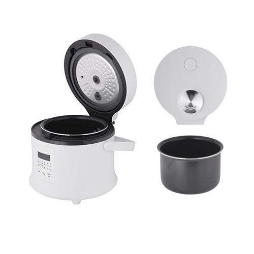 【サブスク専用】3合炊き炊飯器 ホワイト RC-RC30
