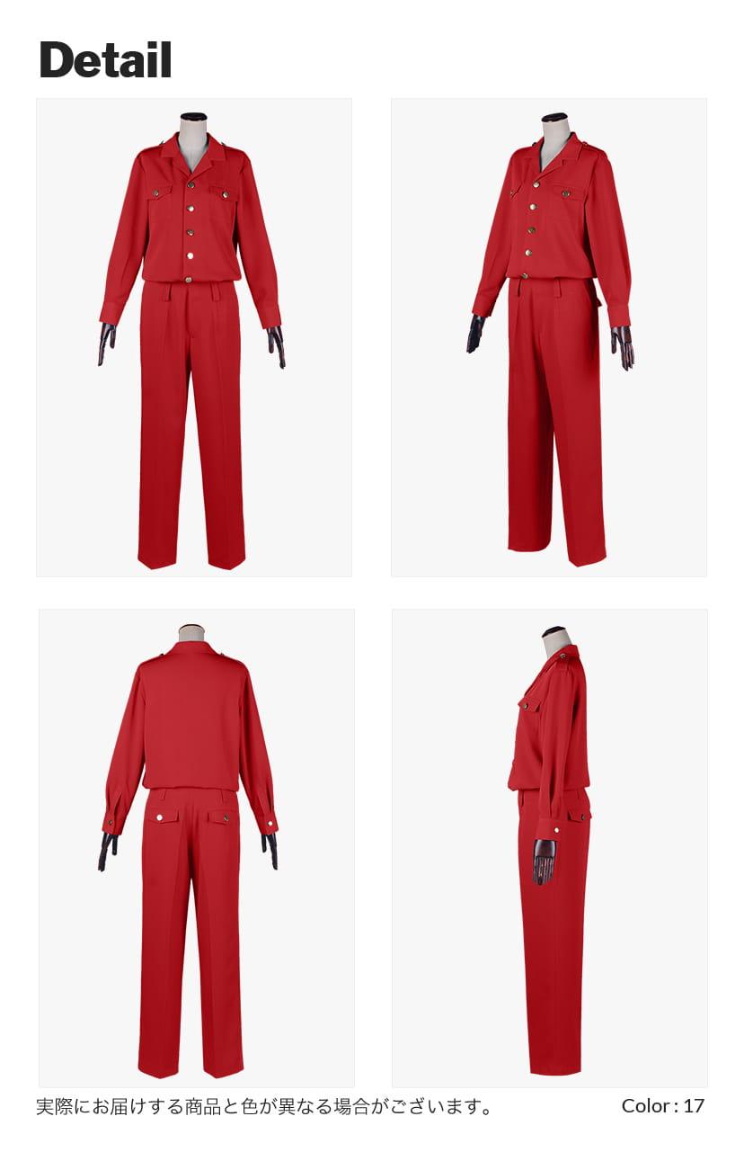 【送料無料】オリジナル特攻服 上下セット【カラー・選べるレッド・ピンク・パープル系】《受注生産》[FAVORIC]