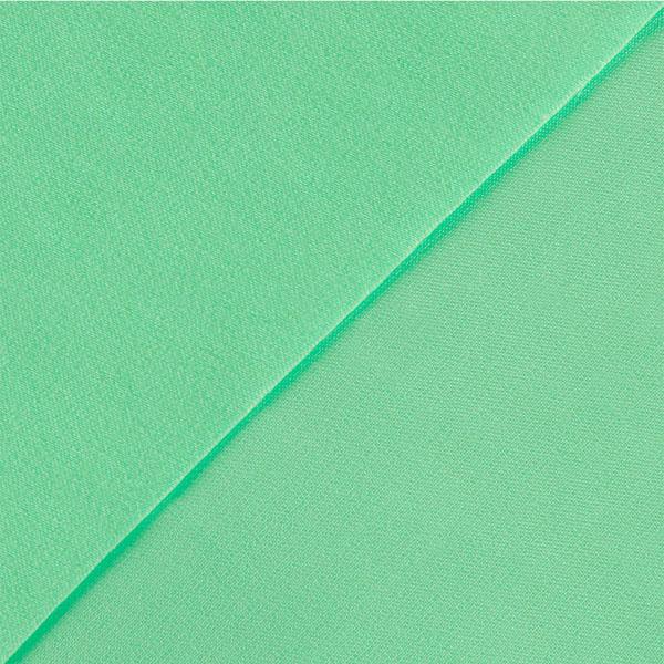 【送料無料】生地 ポリエステルツイル No.13 ライトグリーン【150cm幅】[FAVORIC]