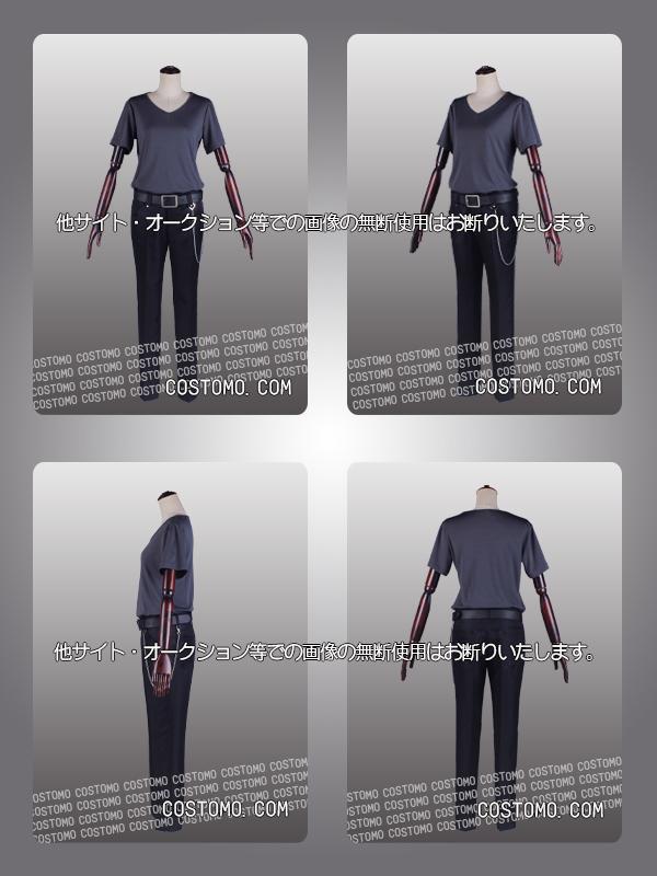 【送料無料】 帽子付き衣装セット 手袋・首パーツ選択式 アンデ 9月中旬より順次発送