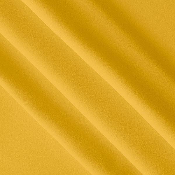 【送料無料】生地 ポリエステルツイル No.38 レモンイエロー【150cm幅】[FAVORIC]