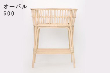 【受注生産】hairu/籐かご (ツルヤ商店)