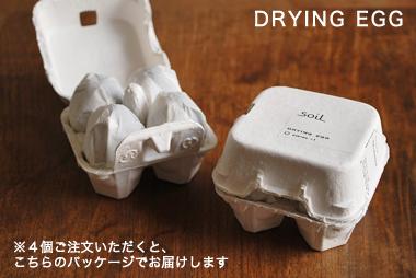 DRYING EGG (soil)