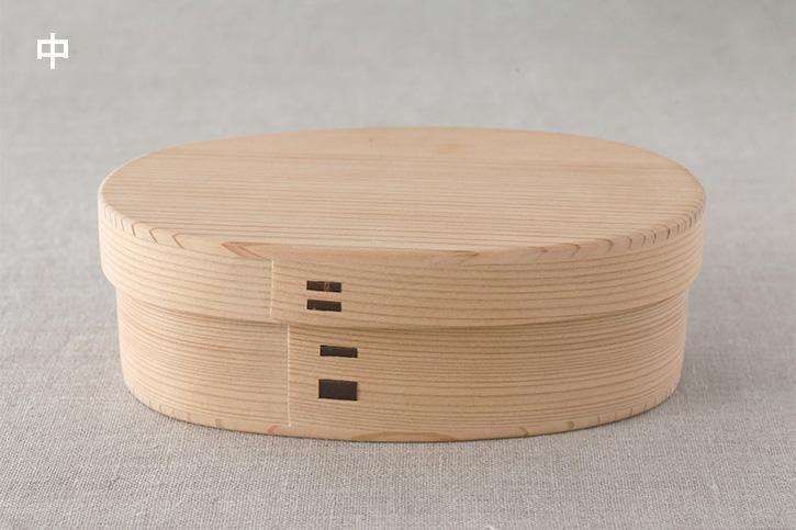 小判弁当箱 (りょうび庵)