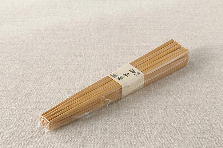 煤竹御客箸 (公長齋小菅)