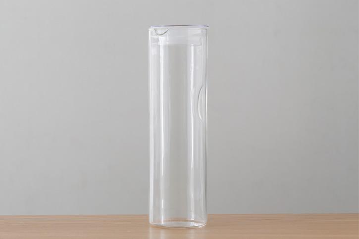 【生産終了】ストレートグラスジャグ (HARIO)