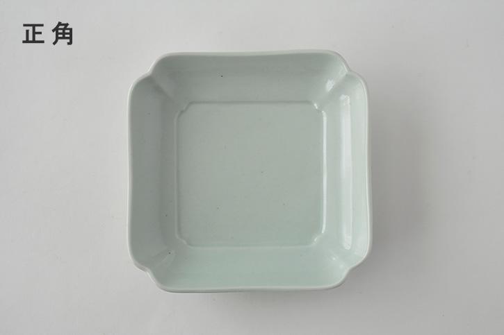 木瓜角皿 (東屋)