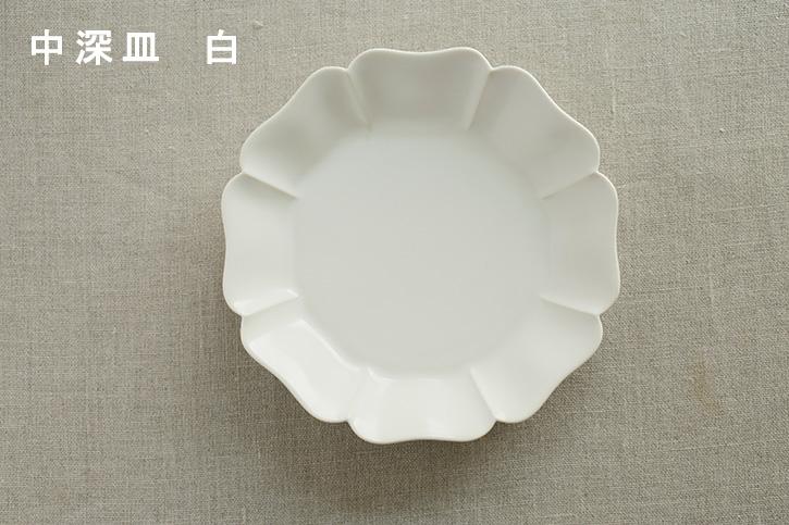 八角輪花皿 (ジコン/JICON)