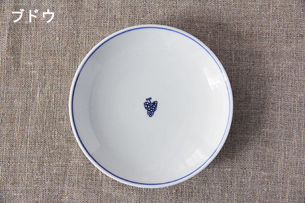 藍九谷プチ印手 (東屋)