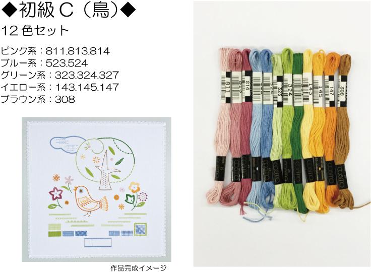 資格課題作品用 糸セット