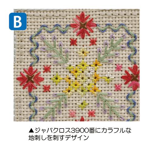 正方形のミニ額キット【B】