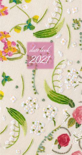 2021年 花の手帳