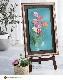 フランス刺繍と図案153集 花の画集3 彩りの花世界