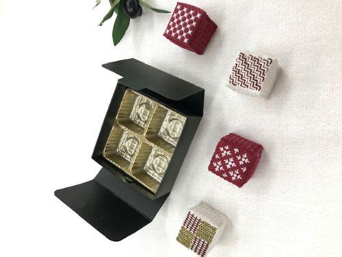 箱入りチョコレートキット