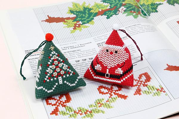 テトラ型クリスマスオーナメントキット
