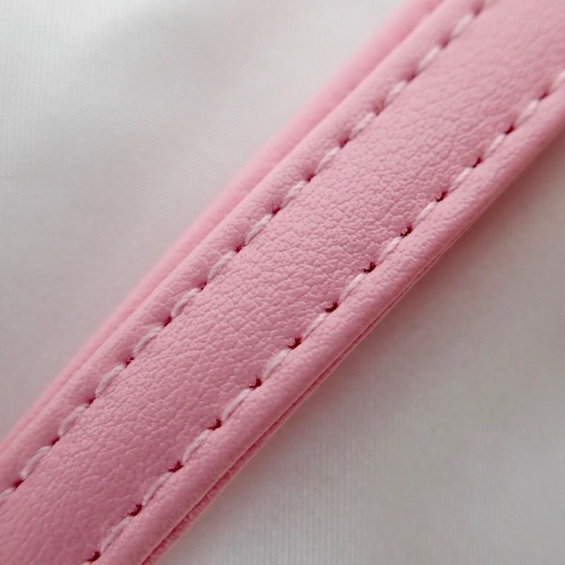 【送料無料】ショルダーストラップ〈ピンク〉  Cottonraffia