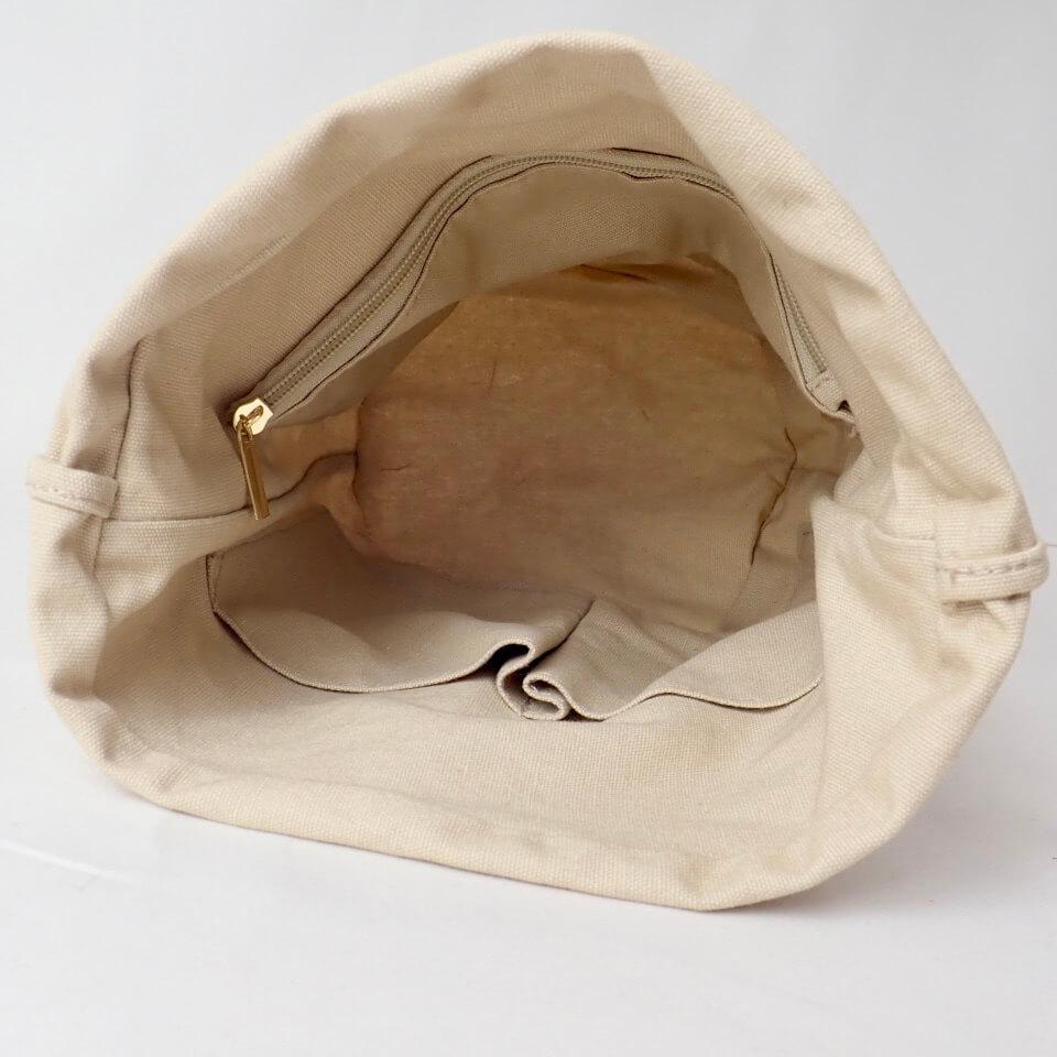 〈キット〉コットンラフィア レザーラティスバッグ キット Designed by hatschi
