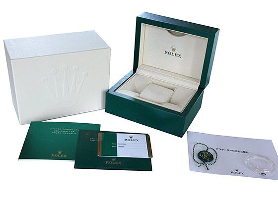【中古】ロレックス 126600 シードゥエラー SS 黒文字盤 自動巻き ブレスレット