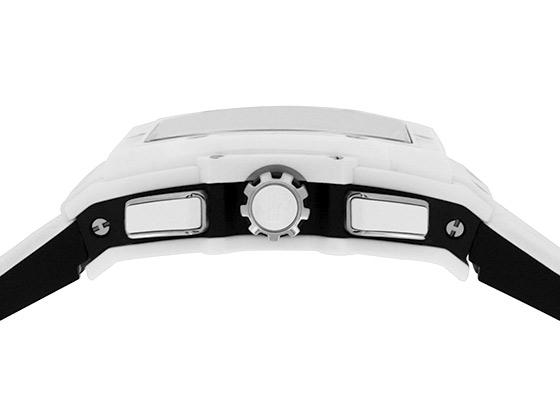 ウブロ 601.HX.0173.LR スピリットオブビッグバン ホワイトセラミック CE スケルトン文字盤 自動巻き アリゲーター/ラバー