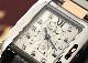 カルティエ WT100024 レディース タンク アングレーズ SM PG&SS シルバー文字盤 クォーツ ブレスレット