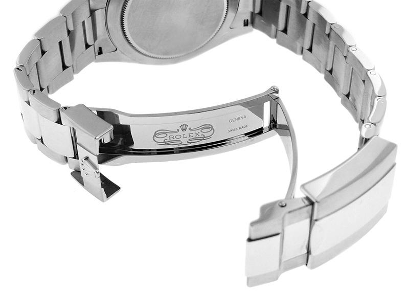 【中古】ロレックス 116500LN オイスターパーペチュアル コスモグラフ デイトナ SS 白文字盤 自動巻き ブレスレット