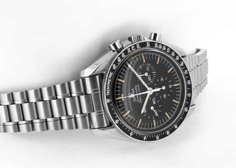 【20周年記念】 オメガ スピードマスター プロフェッショナル アポロ11号 【ビンテージ品】