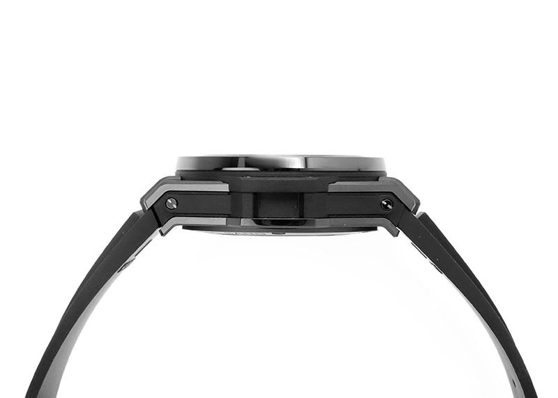 ウブロ 441.CI.1170.RX ビッグバン ウニコ ブラックマジック 42mm CE スケルトン文字盤 自動巻き ラバー