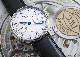 IWC IW500705 ポルトギーゼ オートマティック 7DAYS SS シルバー文字盤/青針 自動巻き レザー