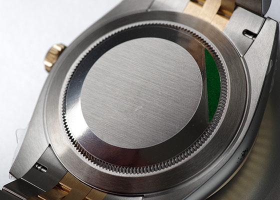 ロレックス 126333 オイスターパーペチュアル デイトジャスト 41  YG&SS グレー文字盤 自動巻き ブレスレット