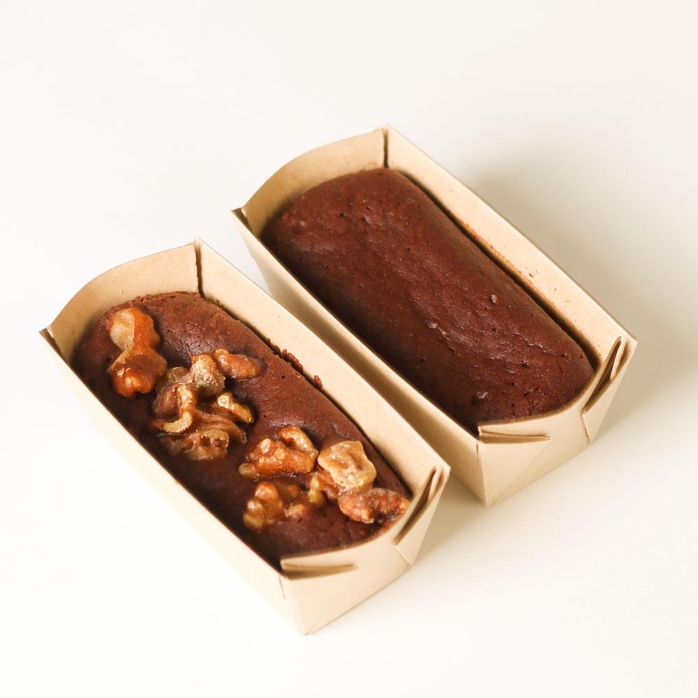 【送料無料】ビーントゥーバーガトーショコラ2箱セット【通販限定】