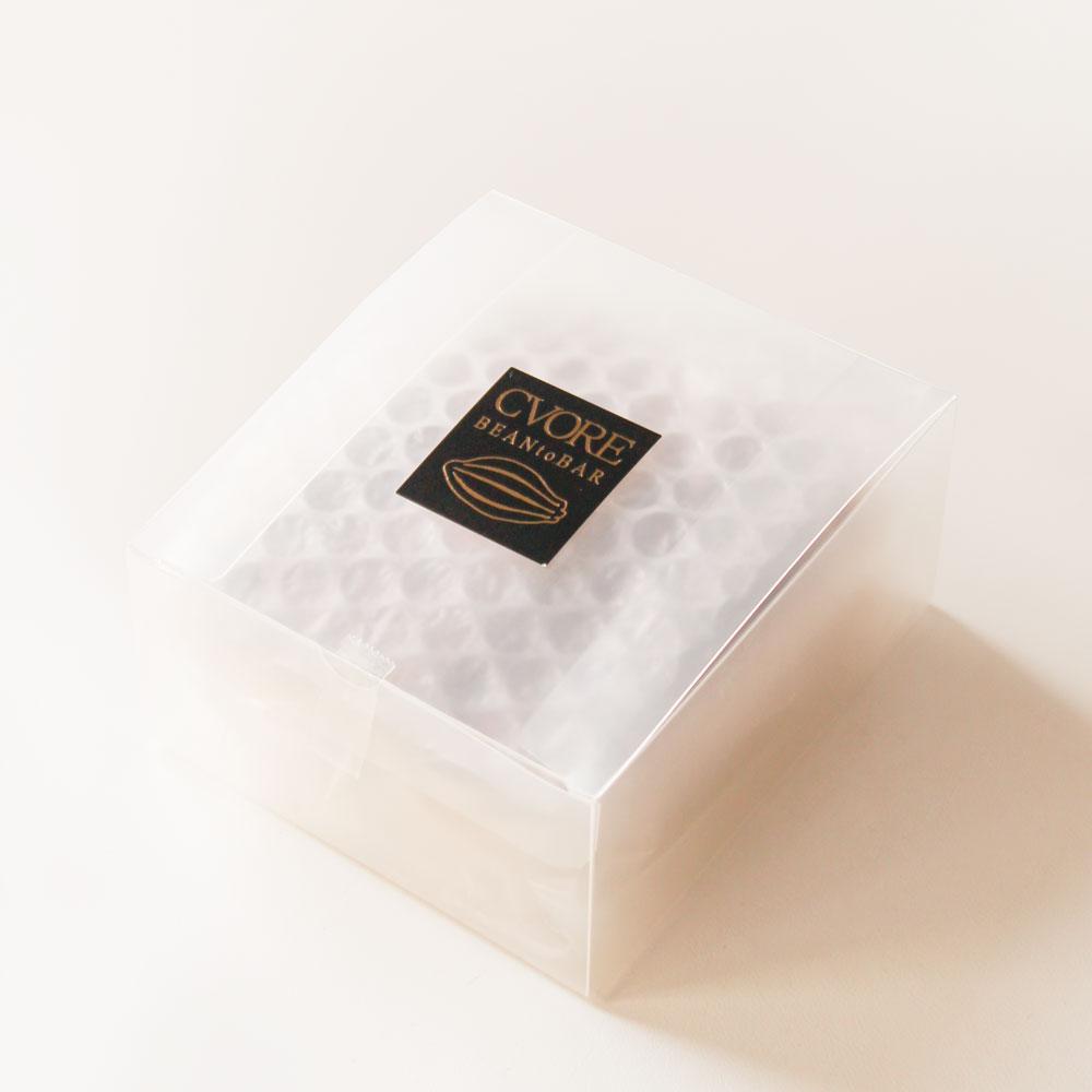 【送料無料】ビーントゥーバーガトーショコラ4箱セット【通販限定】