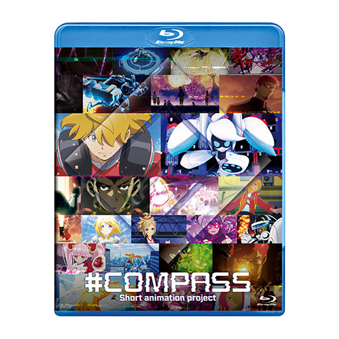 #COMPASS THE ANIMATION COMPLETE Blu-ray BOX
