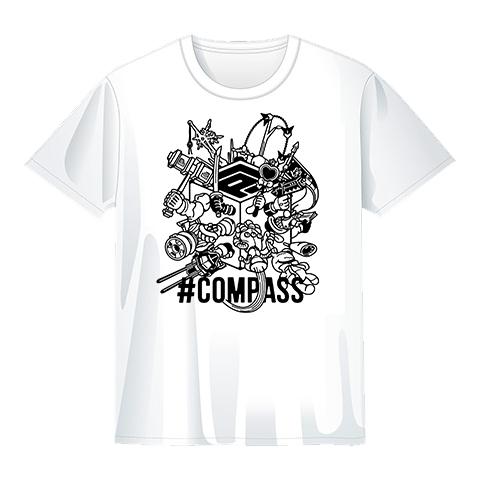 #コンパスオリジナル Tシャツ