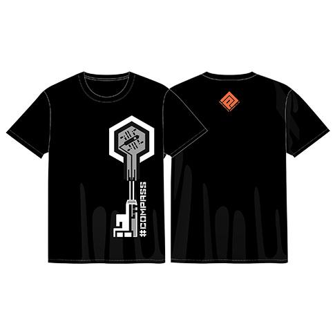 ポータルキーTシャツ
