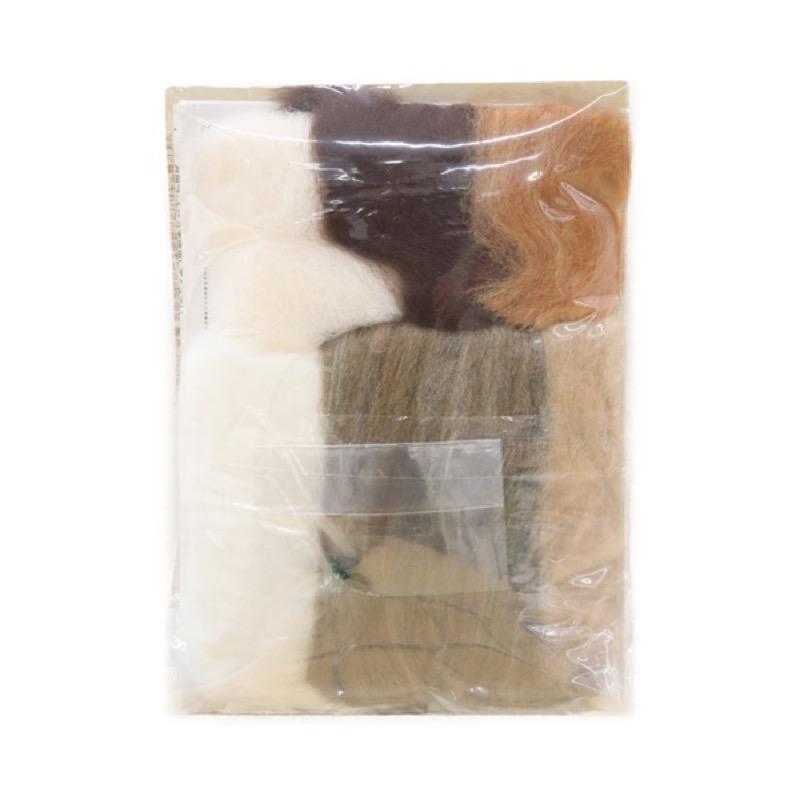ハマナカ フェルト羊毛で作るリアル動物 ノルウェージャンフォレストキャット