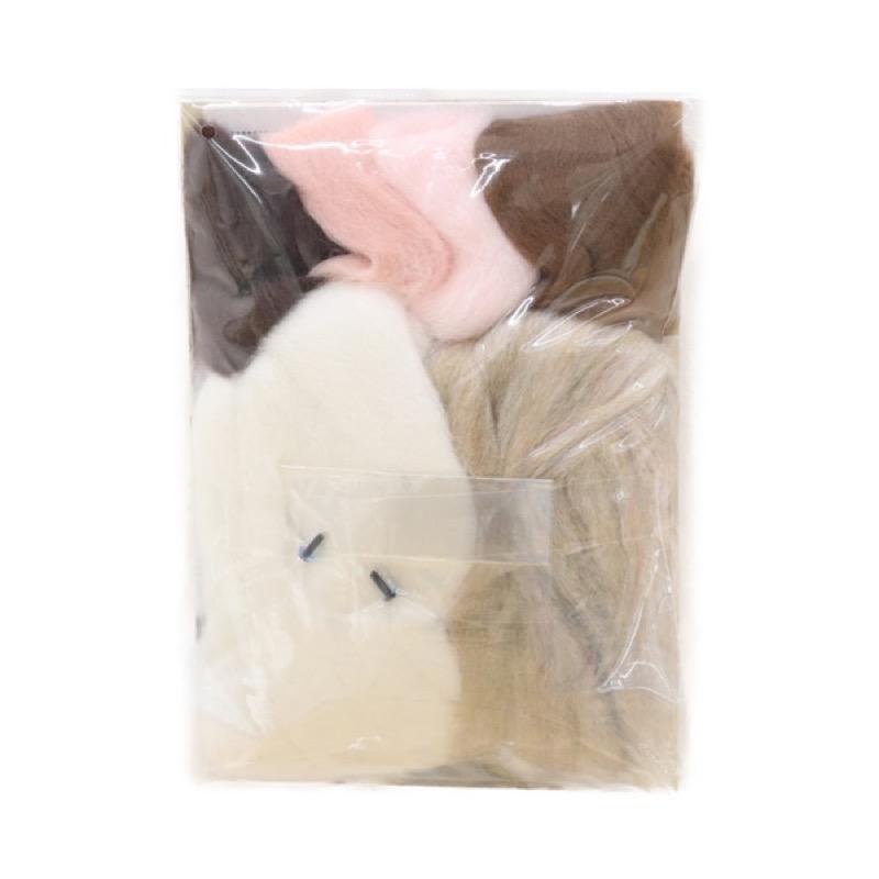 ハマナカ フェルト羊毛で作るリアル動物 ラグドール